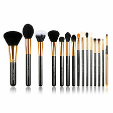UK Jessup 15Pcs Makeup Brushes Set Powder Foundation Eyeshadow Concealer Tool