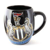 Newcastle United F.c. Tea Tub Mug - Official Football Team Large Ceramic Crest