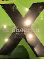 Ed Sheeran - X (Multiply) Gatefold 2 LP Vinyl + Digital Download NEW & SEALED