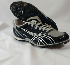 Asics Hyper MD Black White Size 5.5 Mens Soccer Cleats Shoes