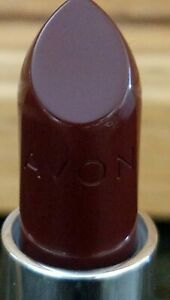 Avon True Color Satin Lipstick Cherry Jubilee factory SEALED  DISCONTINUED