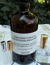 DISCONTINED! Tom Ford TOBACCO OUD INTENSE EDP 2018 - 10ml, 30ml glass atomizers