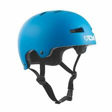 TSG Evolution Youth Solid Color XXS/XS Satin Dark Cyan Bicycle/Skateboard Helmet