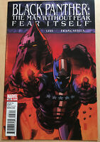Marvel Comics #523 Black Panther The Man Without Fear-Fear Itself Comic Book NM