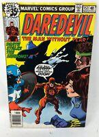 DAREDEVIL #157 (Marvel Comics 1979) BLACK WIDOW & AVENGERS app