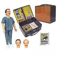 SDCC Six Million Dollar Man Dr. Wells with Tin Tote Bif Bang Pow!