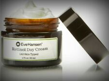 Organic Retinol Day Cream w Squalane, Plant Extracts & EOs-Repair, Lighten, Tone