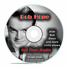 Bob Hope, Comedy, Music and Variety Shows, 849 Old Time Radio Shows, OTR DVD G43