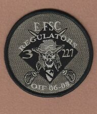 Army Patch: E Co., 3rd Bn., 227th Aviation Regiment - OIF 06-08, gary