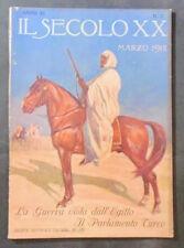 Rivista Popolare Illustrata - Il Secolo XX - Anno XI - N° 3 - Marzo 1912