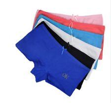 Multi pack (3 Piece) Women's cotton boxer boy shorts boxers briefs underwear