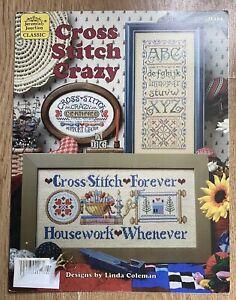 Cross Stitch Crazy - Jeremiah Junction Chart