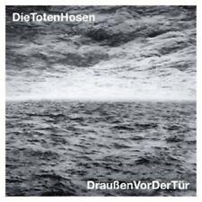 DIE TOTEN HOSEN - DRAUSSEN VOR DER TÜR  CD SINGLE DEUTSCH ROCK/POP NEW+