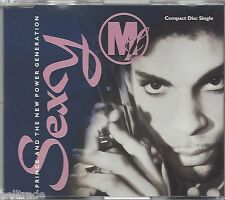 Prince MF CD 3 Track B/w Strollin' And Daddy Pop German Paisley Park 1992