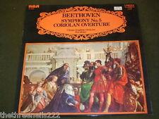 VINYL LP - BEETHOVEN No 5 - REINER & CHIGAGO SYMPHONY - CCV 5023