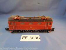 "EE 3030 SJ Sweden Class Da  ""884"" Brown Electric Loco 1'Do1'"