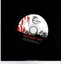 (DA586) The Cheek Of Her, Passionate Shit - DJ CD