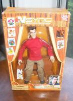 NSync Marionette Living Toyz Doll JC Chaswz w Orig Box
