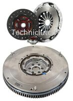 LUK DUAL MASS FLYWHEEL DMF AND COMPLETE CLUTCH KIT FOR FORD TRANSIT 2.4 TDCI