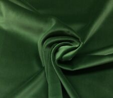 "BALLARD DESIGNS SIGNATURE VELVET EMERALD GREEN FURNITURE FABRIC BY THE YARD 56""W"