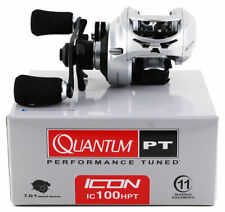 QUANTUM PT ICON IC100HPT 7.0:1 RIGHT HAND BAITCASTING REEL