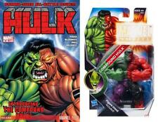 """Marvel Universe 3 3/4"""" COMPOUND HULK NYCC 2011 Exclusive Action Figure SEALED"""
