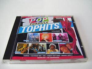 Pop Formule Tophits Volume 1 * RARE ARCADE CD HOLLAND 1988 *