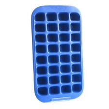 Large Reusable Silicone 32x Ice Cube Mould Tray Home Easy Use Plastic Mold Maker