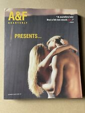Abercrombie & Fitch Summer 2003 Quarterly BRUCE WEBER