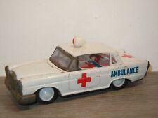 Mercedes Ambulance - Tinplate *36851