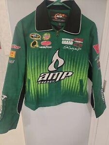 Dale Earnhardt Jr Womens Amp Energy size Large Jacket