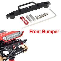 Metal Front Bumper Schutz Bar Sets für 1/24 Axial SCX24 90081 RC Crawler Car DIY