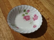 Johnson Brothers JB602 snow white regency with roses  fruit bowl