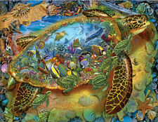 Sea Turtle World 1000pc Puzzle Brand New New Factory Sealed Puzzles
