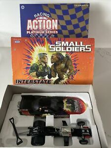 Cruz Pedregon Small Soldiers RCCA 1998 Pontiac Funny Car 1:24 LTD ED of 7500 NIB
