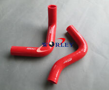 Silicone Radiator Hose For HOLDEN GEMINI TE/TF/TG 1.8L DIESEL 1981-1984 82 RED