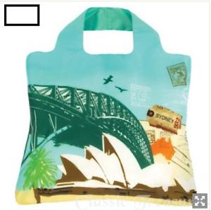 Envirosax Sydney Opera House & Bridge - Eco folding Shopping carry tote Bag