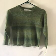 Flapdoodles Boys Sweater Green. 5