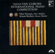 Various : Tenth Van Cliburn Piano Competition CD