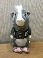 Disney Store G-Force Plush Blaster The Guinea Pig Soft Toy 10 Inch Collectable