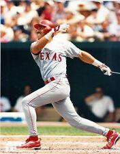 8 x 10 Color Glossy Photo: Juan Gonzalez - Texas Rangers #1