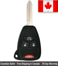 1x New Replacement Keyless Entry Remote Control Key Fob For Chrysler Dodge Jeep.
