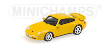 Minichamps 877069201 PORSCHE 911 (993) - TURBO - 1995 - 1:87 #neu in OVP #