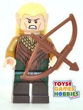 *NEW* LEGO Legolas Greenleaf Minifigure with Bow 79017 Battle Lord LOTR Hobbit