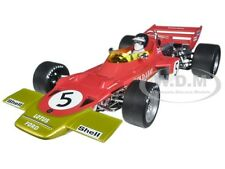 LOTUS 72C JOCHEN RINDT #5 1970 FRANCE GP WINNER 1:18 DIECAST MODEL QUARTZO 18276