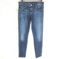 Citizen Of Humanity Avedon Low Rise Skinny Leg Stretch Women's Jeans Sz 27 X 29
