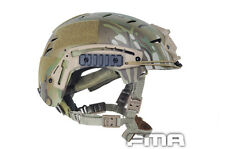 FMA EX TACTICAL Multicam Military Hunting Quick Response Light BUMP Helmet TB785