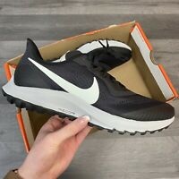 NIKE AIR ZOOM PEGASUS 36 TRAIL BLACK RUNNING TRAINERS SHOES UK4 US6.5 EUR37.5
