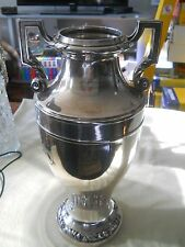 """Beautiful French 950 Sterling Silver Trophy Vase 2000 grams 14"""""""