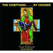 CD The Chieftains feat. Ry Cooder san patricio deluxe edition CD+DVD